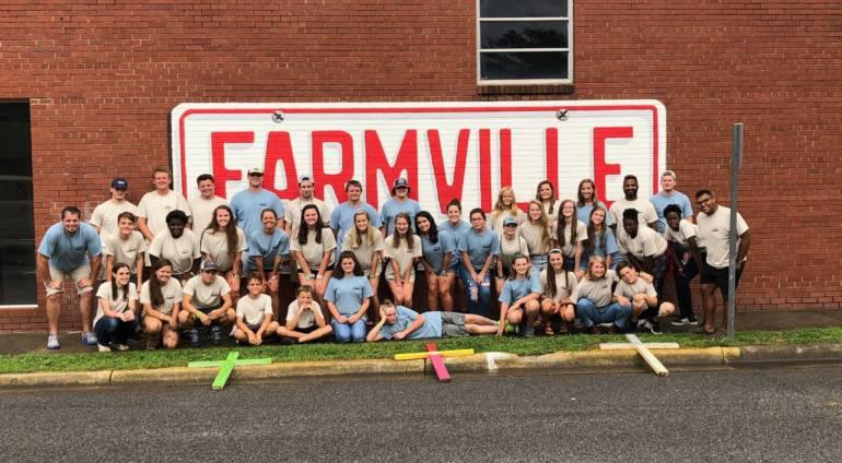 Small Town Missions – Farmville & Walstonburg